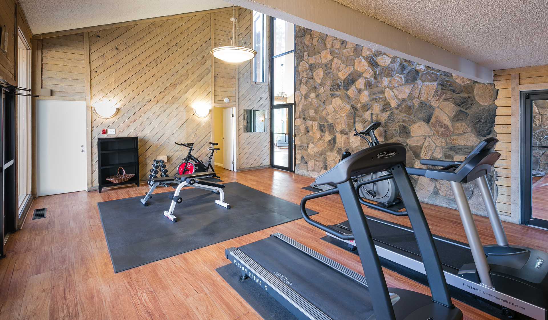 Creekside Apt Homes - Fitness Center