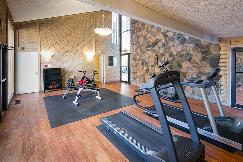 Fitness Center: View Photo