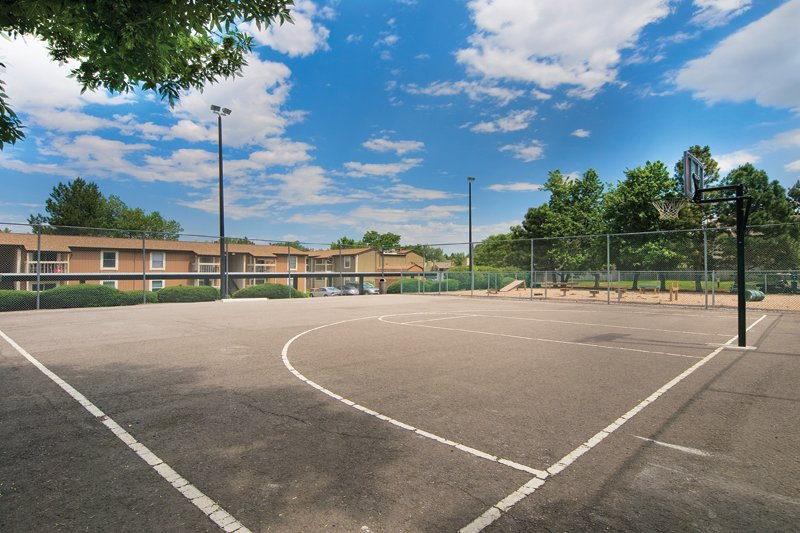 Basketball Court: View Photo