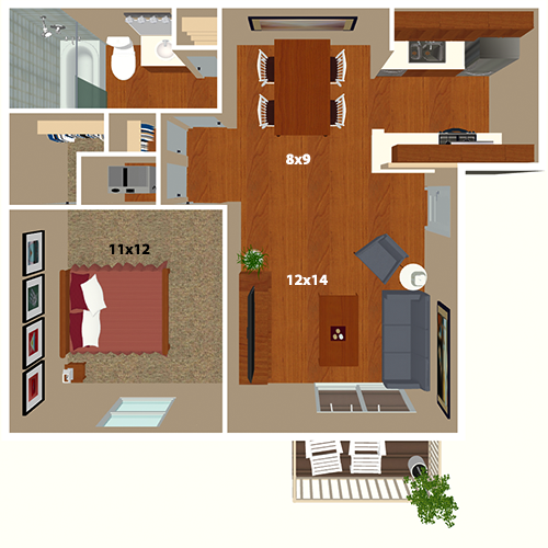 Aimco Apartments: Pet Friendly Apartments For Rent